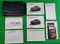 2020 KIA OPTIMA OWNERS MANUAL W/NAVI SPECIAL EDITION SXL SX EX S LX USER OWNER