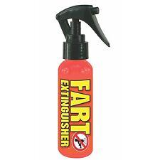 Fart Extinguisher Novelty Joke Gift Air Freshener Spray Bottle Kills Odour Smell