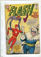 THE FLASH #134 - THE MAN WHO MASTERED ABSOLUTE ZERO! - (4.5) 1963