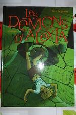 BD les démons d'alexia n°3 yorthopia EO 2006 TBE ers  dugomier