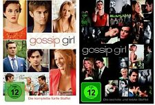 Gossip Girl - Season/Staffel 5+6 * NEU OVP * DVD Set