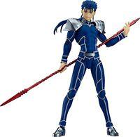 Fate Grand Order figma 375 Lancer Cu Chulainn Figure Max Factory F/S w/Tracking#