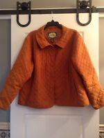 Cabelas Womens Jacket Size 1X