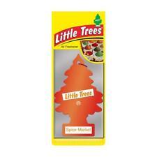 4 X Piccolo Magic Tree Deodorante Auto Spice Market Freshner 2D