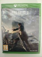 final fantasy XV édition day one xbox one xboxone neuf sous blister
