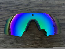 Green polarized Replacement Lenses for oakley M Frame 2.0/nose clip