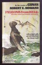 PIGEONS FROM HELL by Robert E. Howard - Zebra 1976 Jeff Jones cover - High grade