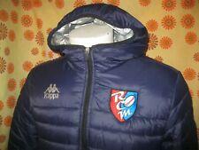 Ancienne VESTE DOUDOUNE KAPPA RUGBY CLUB MOTTERAIN TL Jacket La Motte RCM
