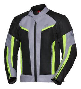 IXS Ashton Air Men's Biker Jacket Summer Airy Touring Jacket
