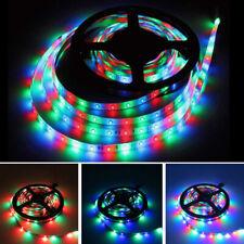 Flexible RGB 10M LED Light Strip 3528 SMD 600LEDs + 44 Key IR Remote Controller