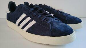 Adidas Originals Campus 80s FX5440 Collegiate Navy Blue Off White Size 14