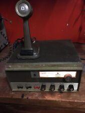 Johnson Messenger 124-M Cb Radio w Johnson desk microphone Base Station