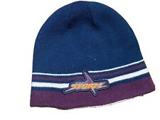 Official NRL Melbourne Storm  Reversible Embroidered Beanie
