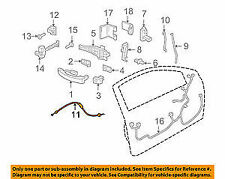 GM # 24463581 Door Cable  08 Saturn Astra