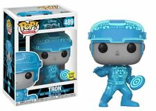 POP FUNKO MOVIES TRON 489 GLOWS IN THE DARK NEW!!!!
