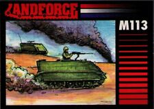 1991 Crown Landforce Series 2 #5 M113 Armore Personnel Carrier