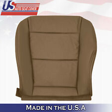 Fits 2004 2005 2006 Acura MDX PASSENGER Bottom Perforated Leather Seat Cover TAN