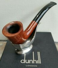 Superb & Scarce 1973 Dunhill Root Briar Horn Shape 901 Estate Pipe Pipa Pfeife