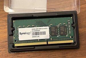 Synology DDR4 2666 4GB CL19 ECC RAM Module OEM