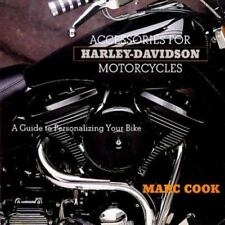 Harley-Davidson Motorcycle Coffee Table Book by Marc Cook - Custom Bike