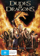 Dudes and Dragons (DVD) - ACC0438