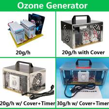 Us Efficient 20g/30g/35g Ozone Disinfection Machine Ozone Generator Air Purifier