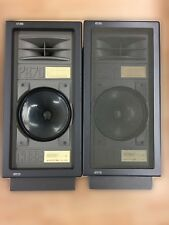 Genuine Akai Vintage 1984 model design Cube Speakers PB-70