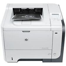 HP LaserJet P3015DN Stampante Laser A4 Duplex 40 Rete USB ce528a FRONTE E RETRO
