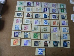 Excellent Collection GB Regional PHQs with FDI on front (43)