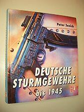 Deutsche Tempête fusils à 1945-Peter senich-MAUSER mp44 fg42 kurzpatrone