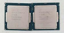 Lot of 2 Intel Core i5-6400 2.70ghz Processor (SR2BY)