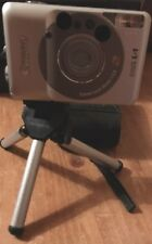 Retro Canon Ixus L1 APS Camera + TRIPOD + REMOTE CONTROL + CASE
