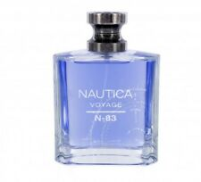 Nautica Voyage N-83 for Men Eau de Toilette Spray 3.4 oz - New Tester With Cap