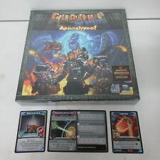 Clank! In Space! Apocalypse! & Whiskers Code Red Planetary Destruction Promos