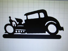 HOT ROD, RATROD, Rockabilly, MAILBOX TOPPER , GARAGE, SHOP, HOUSE DECOR