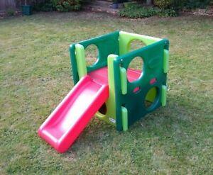 Little Tikes Junior Activity Gym with slide