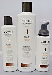 Fine Hair Kit - Cleanser 10.1oz, Scalp Therapy 5.07oz & Scalp Treatment 3.38oz