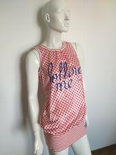 FORNARINA sleeveless top tunic size S