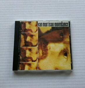 Van Morrison Moondance 1970 CD Warner Bros. Records Stoned Me Crazy Love
