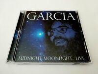 Jerry Garcia Midnight Moonlight Live San Jose Saddlerack CA 3/7/1982 JGB 2 CD