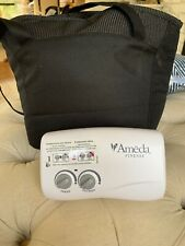 Ameda Finesse Double Electric Breast Pump with Dottie Tote No Charger