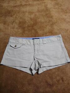 AMERICAN EAGLE Beige Shorts Casual FAVORITE SHORT Women's Size 6 🦅