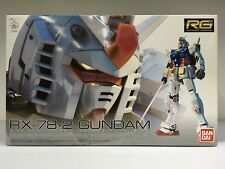 Bandai Gunpla Expo Japan RG 1/144 RX-78-2 Gundam Mechanical Clear Color Version