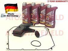 AUDI A4 A5 A6 A7 S4 S5 S6 S7 Q5 AUTOMATIC TRANSMISSION GEARBOX FILTER 7L OIL KIT