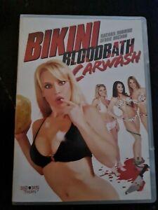 Bikini Bloodbath Carwash 2008 dvd