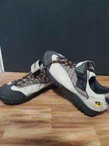 Shimano Women's Cycling Shoes Style SPD SH-MO36W Size 7 Biking Cleats Tan/Blk
