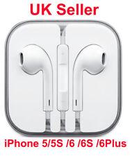 Earphones Headphones for iPhone 6s 6 5c 5s 5 SE iPad iPod Handsfree With Mic