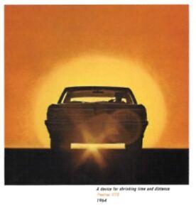 PONTIAC 1964 GTO Sales Brochure 64 GTO