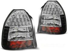 LED REAR TAIL LIGHTS LDHO09 HONDA CIVIC HATCHBACK 3D 1996-1998 1999 2000 2001