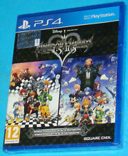 Kingdom Hearts HD 1.5 + 2.5 Remix - Sony Playstation 4 PS4 PAL  New Nuovo Sealed